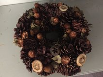 Christmas decor Wreath in Camp Lejeune, North Carolina