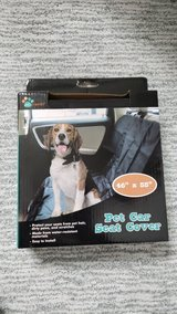 "46"" x 55"" Pet Car Seat Cover in Naperville, Illinois"