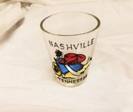 Shot Glass Nashville Tennessee Country Music Beer Bar Drink Liquor in Kingwood, Texas