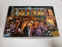 Risk Game: Lord of the Rings Trilogy Edition in Kingwood, Texas