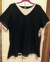 NEW Cute Spring Tee w/Distreased Edges! in Alamogordo, New Mexico