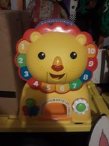 Fisher price 3 in 1 sit, stride and ride lion in Spring, Texas
