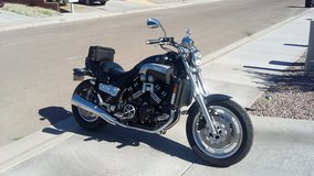 Yamaha V-Max in Alamogordo, New Mexico