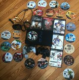 ps2 with controllers and 28 games in Fort Campbell, Kentucky
