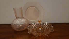 Depression Glass Collection in Chicago, Illinois