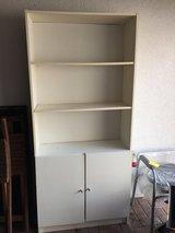 Tall White Cabinet in Ramstein, Germany