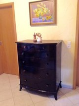 Cedar Chest of Drawers (Cherrywood Finish) in Ramstein, Germany