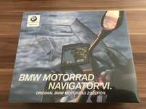 BMW Motorrad Navigtor VI GPS w/o Advanced Cradle in Stuttgart, GE