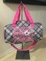 Like New!  Justice Gymnastics Duffle Bag in Naperville, Illinois