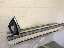 110v Iron and ironing board in Wiesbaden, GE