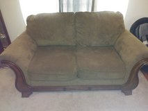 Couch and loveseat in Fort Campbell, Kentucky