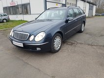 2004 AUTOMATIC MERCEDES E 220 CDI Turbo diesel*New inspection* Full option in Spangdahlem, Germany