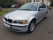 2002 Automatic BMW 320 i * Very low ONLY 94000 KM = 55000 MILS*FIST OWNER in Spangdahlem, Germany
