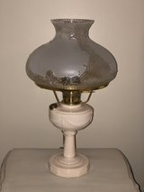 Beautiful Pink Aladdin Lincoln Drape Oil Lamp in Fort Campbell, Kentucky