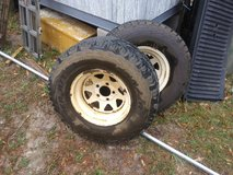 TIRES AND WHEELS in Leesville, Louisiana