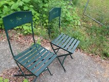 Patio Dragonfly Folding Chairs in Camp Lejeune, North Carolina