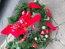 New Christmas Wreath in Camp Lejeune, North Carolina
