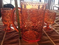 Acrylic Pitcher & Glasses in Joliet, Illinois