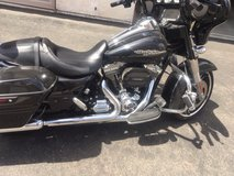 2015 Street Glide Special - Just in time for summer in Camp Pendleton, California