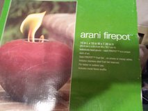 Arani Fire Pot in Camp Lejeune, North Carolina