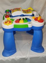 Leap Frog Learn & Groove Musical Activity Table in Joliet, Illinois