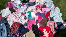 70 pieces+ toddler Girls clothes 2-4 years in Chicago, Illinois