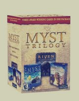 Myst Trilogy (Masterpiece Edition, Riven, Myst III Exile) in Chicago, Illinois