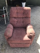 Recliner needs cleaned usable in 29 Palms, California