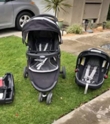 Click connect tavel system Stroller by graco.  STROLLER ONLY in Camp Pendleton, California