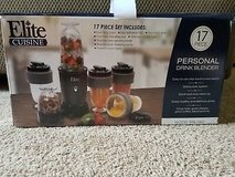 Elite personal drink blender new in Joliet, Illinois