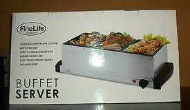 Buffet server new in Joliet, Illinois