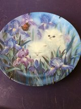 GARDEN DISCOVERY COLLECTIBLE PLATE in Oswego, Illinois
