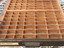 Wooden Type Trays in Glendale Heights, Illinois