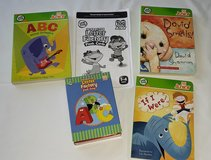 Leap Frog Tag Junior Books/Flash Cards only (Set #4) in Joliet, Illinois