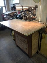 Radial Arm Saw 10 inch Sears in Brookfield, Wisconsin