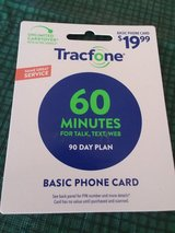 Tracfone card in Alamogordo, New Mexico