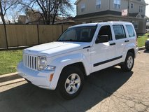 2012 JEEP LIBERTY 4WD 4D SUV SPORT in Orland Park, Illinois