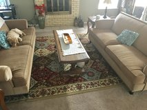 Set of couches w/2 end tables in Fort Hood, Texas
