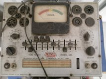 Eico 625 Tube Tester in Fort Campbell, Kentucky