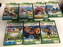 Leap Tv Games in Bolingbrook, Illinois
