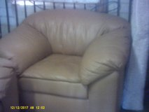 leather chair in 29 Palms, California