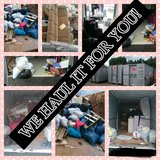 INSTANT JUNK REMOVAL TRASH HAULING DEBRIS AND GARBAGE DISPOSAL in Ramstein, Germany