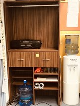 2 German Cabinets in Ramstein, Germany