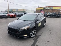 2015 FORD FOCUS ST HATCHBACK 4D 4-Cyl ECOBOOST 2.0TURBO Liter in Fort Campbell, Kentucky
