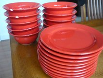 Dishes in Lockport, Illinois