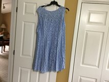 Light Blue Dress in Camp Lejeune, North Carolina