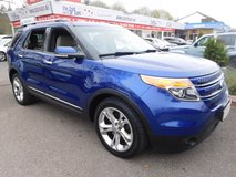 2014 Ford Explorer Limited 7 seats DVD in Ramstein, Germany