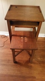 Child's Desk and Stool in Beaufort, South Carolina