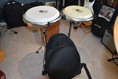 LP Giovanni Compact Congas and Pearl Cajon in Fort Campbell, Kentucky