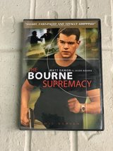 The Bourne Supremacy DVD in Alamogordo, New Mexico
